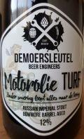 De Moersleutel Motorolie Turf (Bowmore BA)