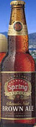 Okanagan Spring Classic Nut Brown Ale