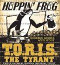 Hoppin' Frog Barrel Aged TORIS The Tyrant
