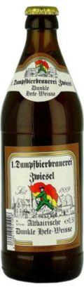 Zwiesel Dunkles Hefe-Weissbier