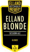 Elland Blonde