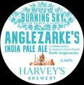 Burning Sky / Harveys Anglezarke IPA