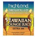 Highland Hawaiian Lounge Juice Extra IPA