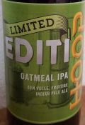 Hoop Limited Edition No 3 - Oatmeal IPA