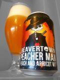 Beavertown Peacher Man Peach and Apricot Wit
