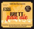 Trois Dames / E9 Brett Pale Ale