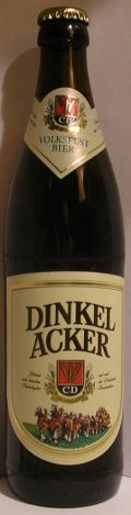 Dinkelacker Volksfestbier