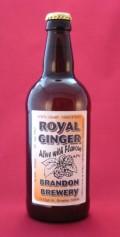 Brandon Royal Ginger