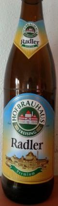 Hofbrau Freising Radler