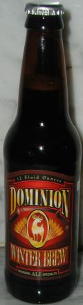 Dominion Winter Brew (IPA)
