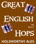 Holsworthy Great English Hops