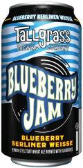 Tallgrass Blueberry Jam