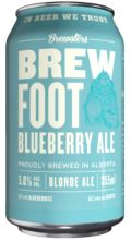 Brewsters Bigfoot Blueberry Ale
