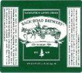 Back Road Christmas Ale 2005