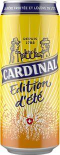 Cardinal Edition d'Été