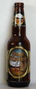 Les Bières de la Nouvelle-France Blonde d'Épeautre