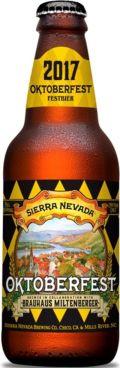 Sierra Nevada / Faust Oktoberfest (2017)