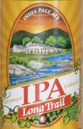 Long Trail Unfiltered IPA