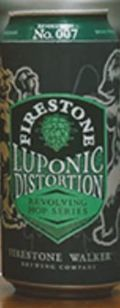 Firestone Walker Luponic Distortion Revolution No. 007