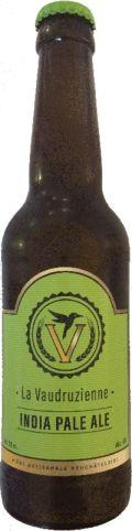 la Vaudruzienne India Pale Ale