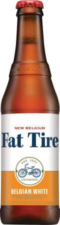 New Belgium Fat Tire Belgian White