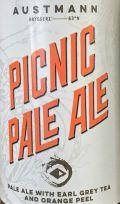 Austmann Picnic Pale Ale