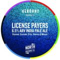 Verdant / North Brewing License Payers