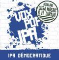 Vox Populi Vox Pop IPA (Citra, Mosaic, El Dorado)