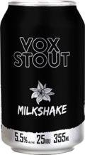 Vox Populi Vox Stout (Milkshake)