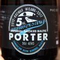 Widawa 5th Anniversary Imperial Porter Rum BA