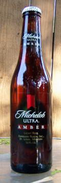 Michelob Ultra Amber