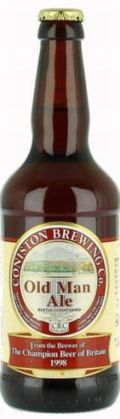 Coniston Old Man Ale (Bottle)