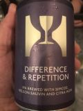 Hill Farmstead Difference & Repetition (Simcoe/Nelson Sauvin/Citra)