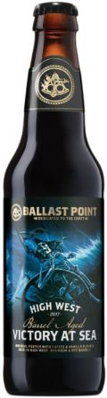 Ballast Point Victory At Sea - High West Barrel-Aged