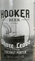 California Craft Beer / Hooker Beer Norway Shore Leave