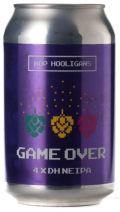 Hop Hooligans Game Over