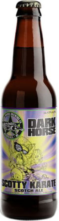 Dark Horse Scotty Karate Scotch Ale