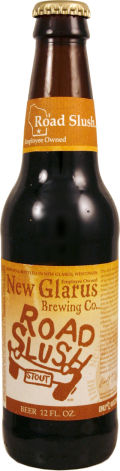 New Glarus Road Slush Stout
