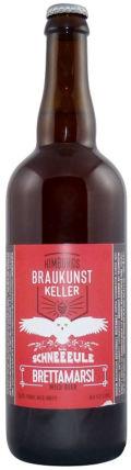 Schneeeule / Himburgs BrauKunstKeller - BrettAmarsi