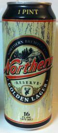 Northern Reserve Golden Lager