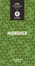 Threes / Alefarm Misnomer