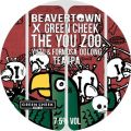 Beavertown / Green Cheek The You Zoo