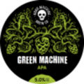 Bone Machine Green Machine