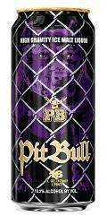 Pit Bull High Gravity Ice Malt Liquor
