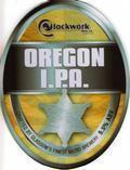 Clockwork Oregon IPA