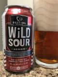 Destihl Wild Sour Series: Cranberry Criek
