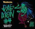 Walhalla Daemon #4 Baba Yaga