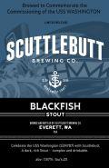 Scuttlebutt Blackfish Stout