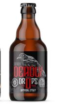 7 Seven Island  Brewery / Epirus Brewery Seven Deadly Drops Oatmeal Stout