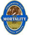 Strathaven Old Mortality 80/-